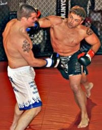 Adam Vanderveen, Professional Kickboxer/MMA fighter