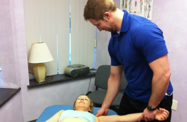 Manual Therapy for Pain Relief