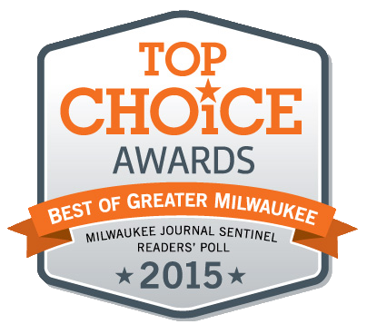 2015 Top Choice Award - Best of Greater Milwaukee